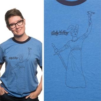 T-Shirt2-Blue